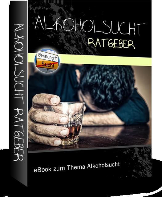 Book Cover: E-Book Ratgeber Alkoholsucht