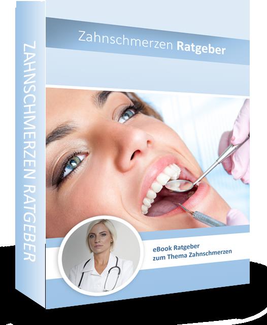 Book Cover: E-Book Ratgeber Zahnschmerzen
